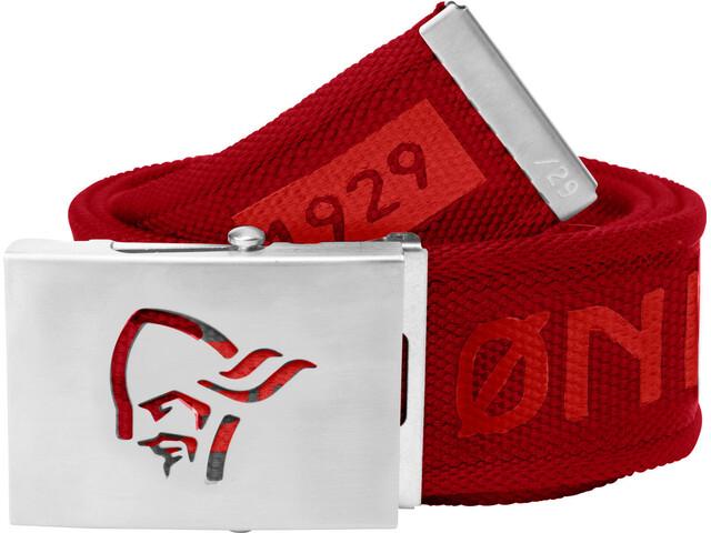 Norrøna /29 Viking Web Clip Belt Jester Red